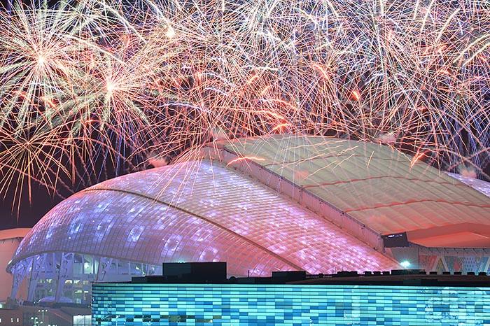 Оргкомитет «Сочи 2014» насчитал 3 млрд телезрителей открытия Олимпиады