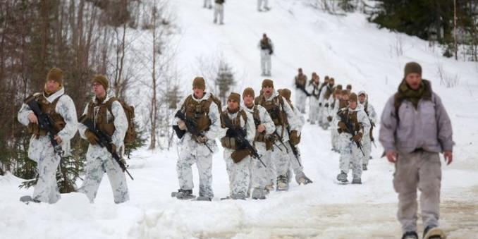 Россия пригрозила Норвегии последствиями из-за расширения присутствия морпехов США