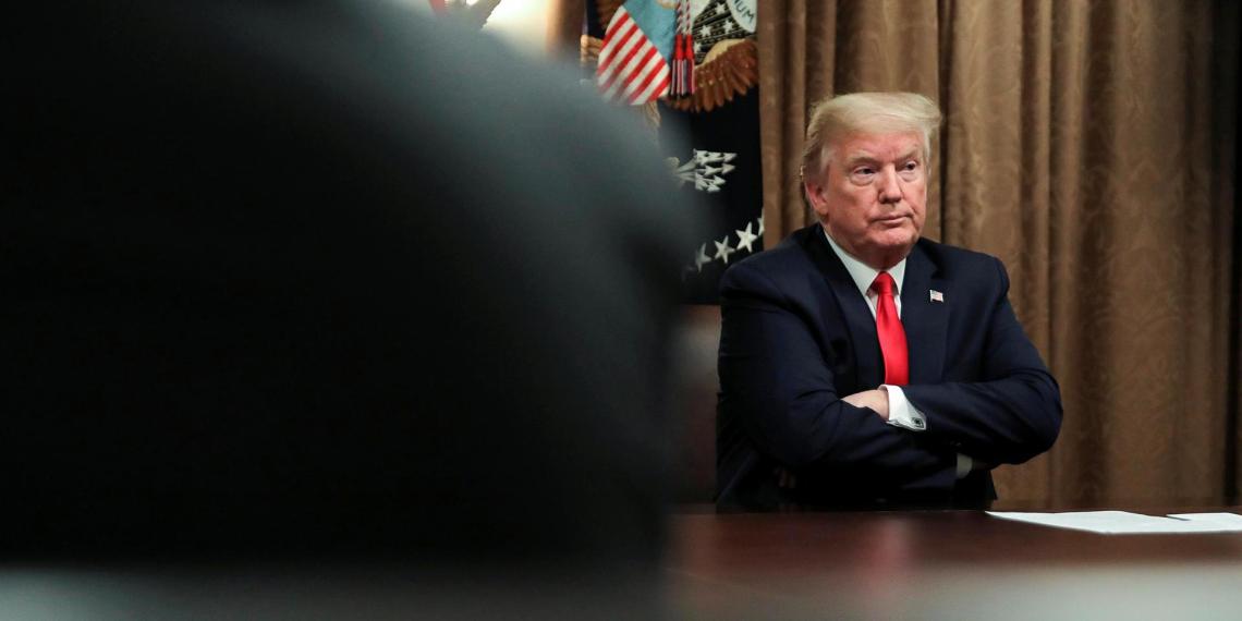 """Трамп пригрозил """"много чего"""" сделать с Китаем из-за COVID-19"""