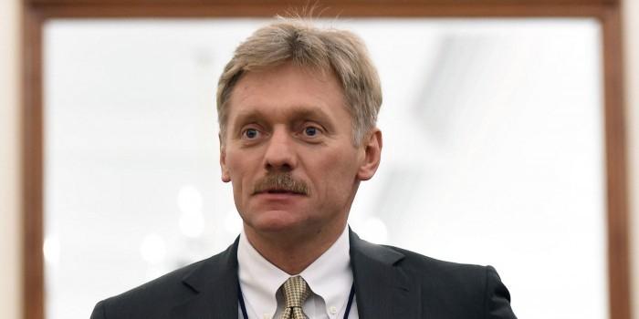 """Песков назвал условие для встречи """"нормандской четверки"""""""