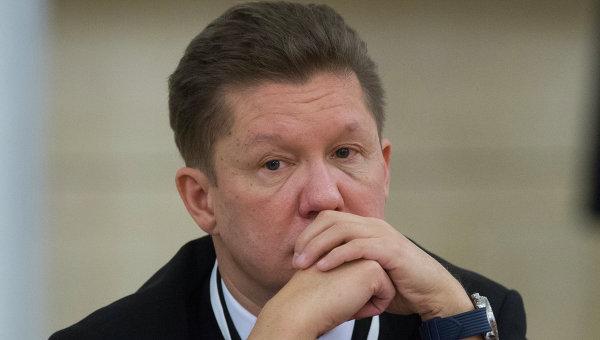"""Миллер: """"Поезд уже ушел"""". Газпром не будет участвовать в модернизации украинской ГТС"""