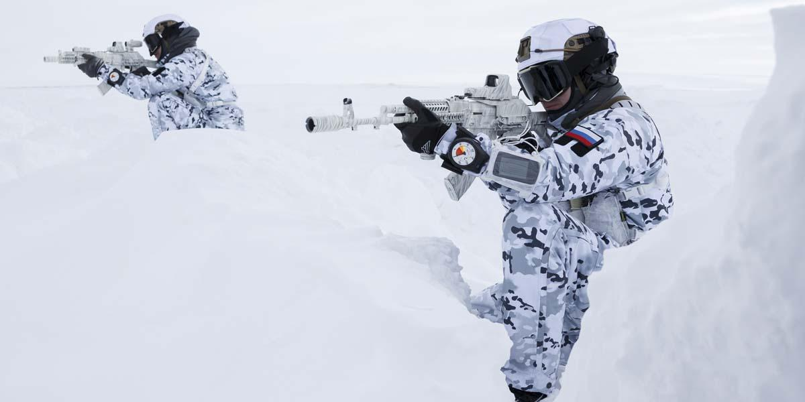 На защиту Арктики поставят беспилотники-невидимки