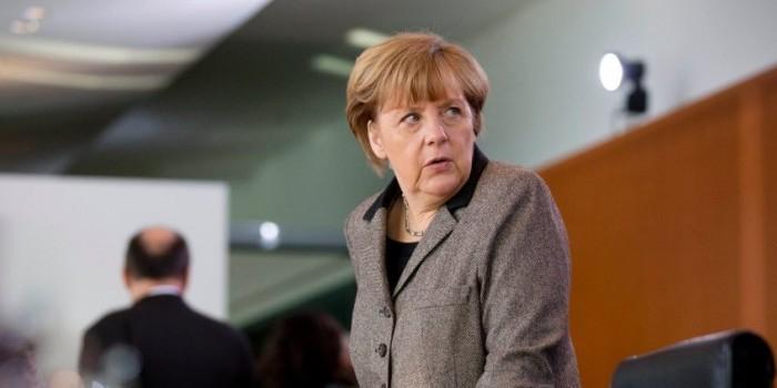 Меркель назвала ошибки Евросоюза