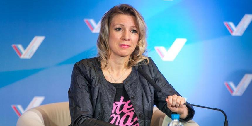 Мария Захарова написала стихи для новой песни Любови Успенской