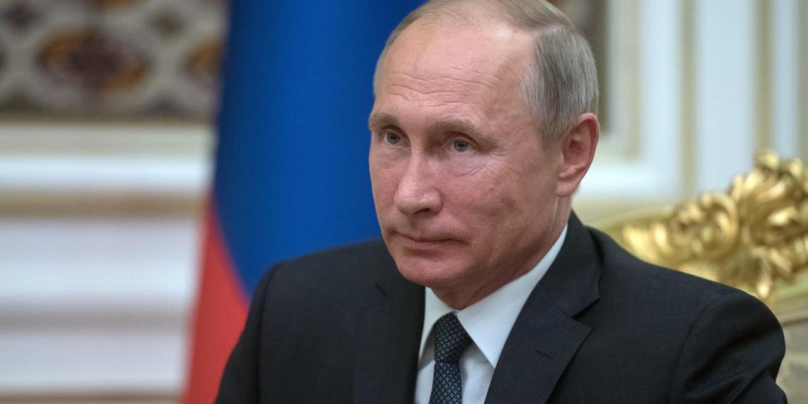 Путин рассказал анекдот об израильском солдате