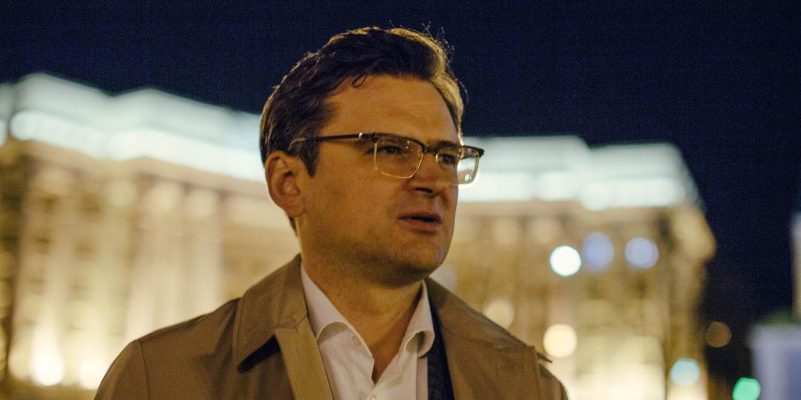 Глава МИД Украины потребовал от Запада признать его страну частью своей цивилизации