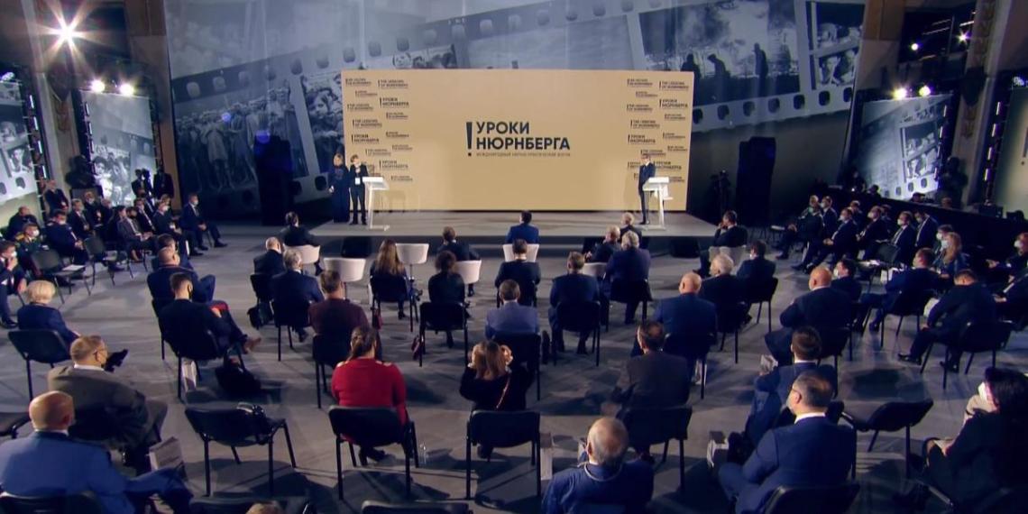 Генпрокурор РФ: необходимо на законодательном уровне закрепить понятие о геноциде народов СССР в годы Великой Отечественной войны