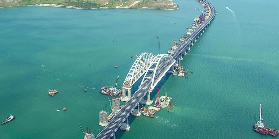 Представитель Порошенко рассказал о проблемах России из-за Крымского моста