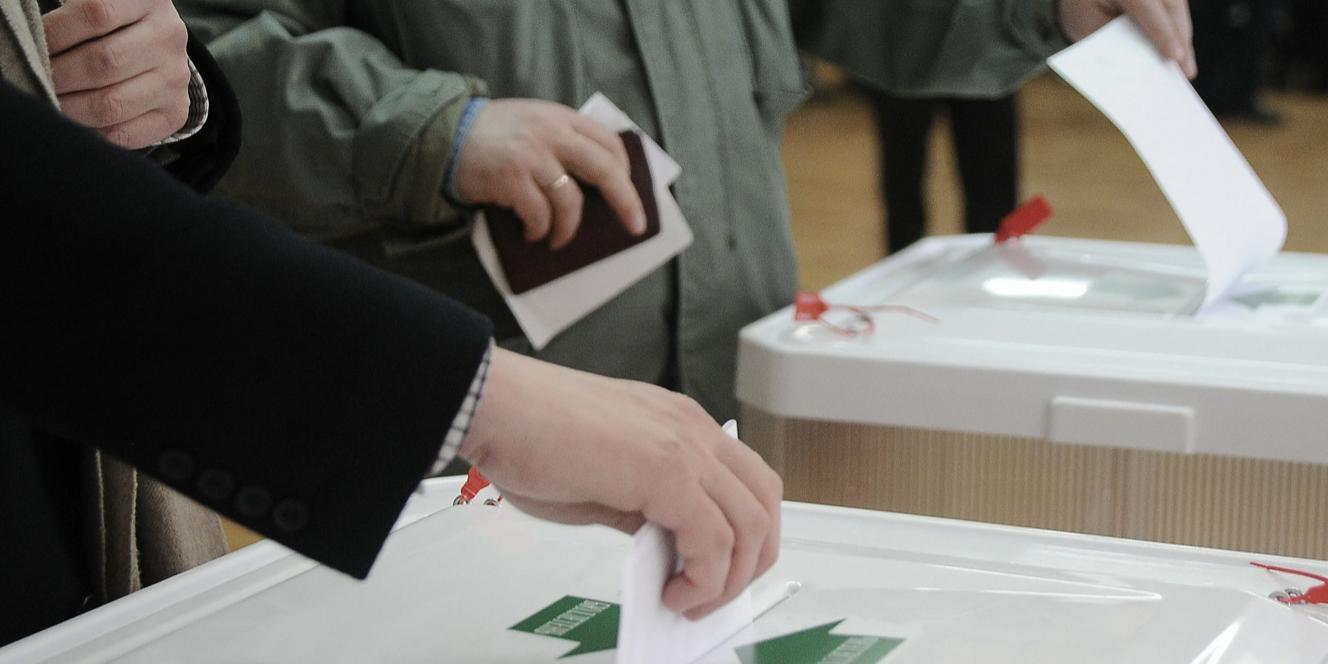 Партия пенсионеров входит в четверку лидеров на выборах в Пушкинском