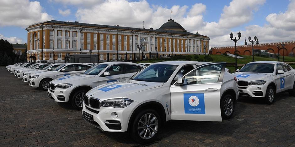 Российским призерам Олимпиады не подарили обещанные модели BMW