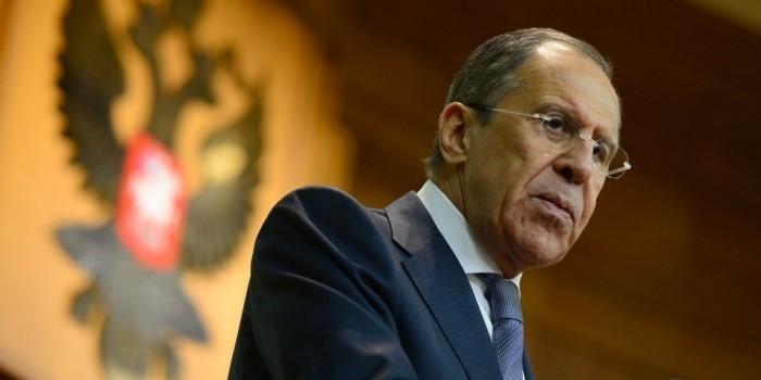 МИД потребовал от Киева прекратить блокаду Донбасса