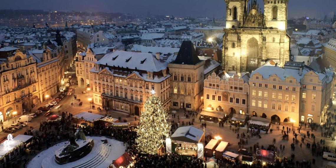 Россияне назвали Прагу городом с лучшими отелями