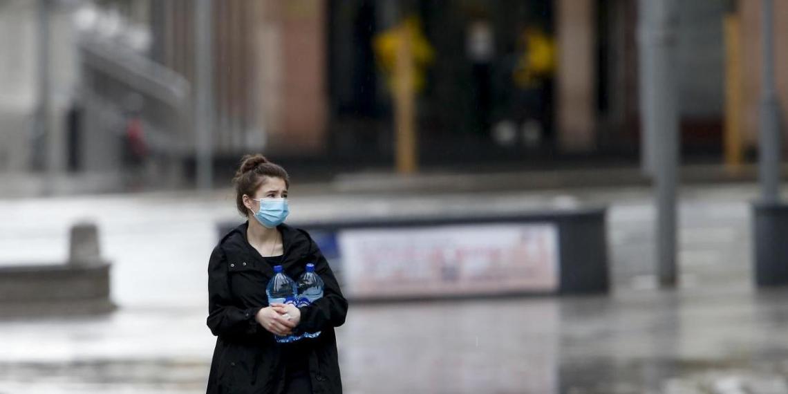 В России выявили 8338 новых случаев коронавируса