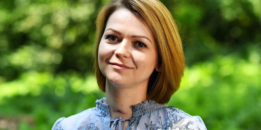 В посольстве РФ назвали заявление Юлии Скрипаль переводом с английского