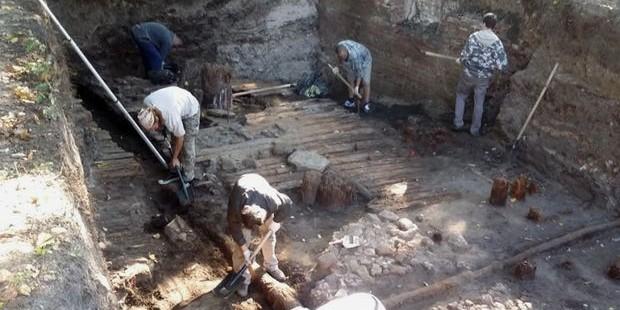 Археологи обнаружили самую старую улицу Москвы