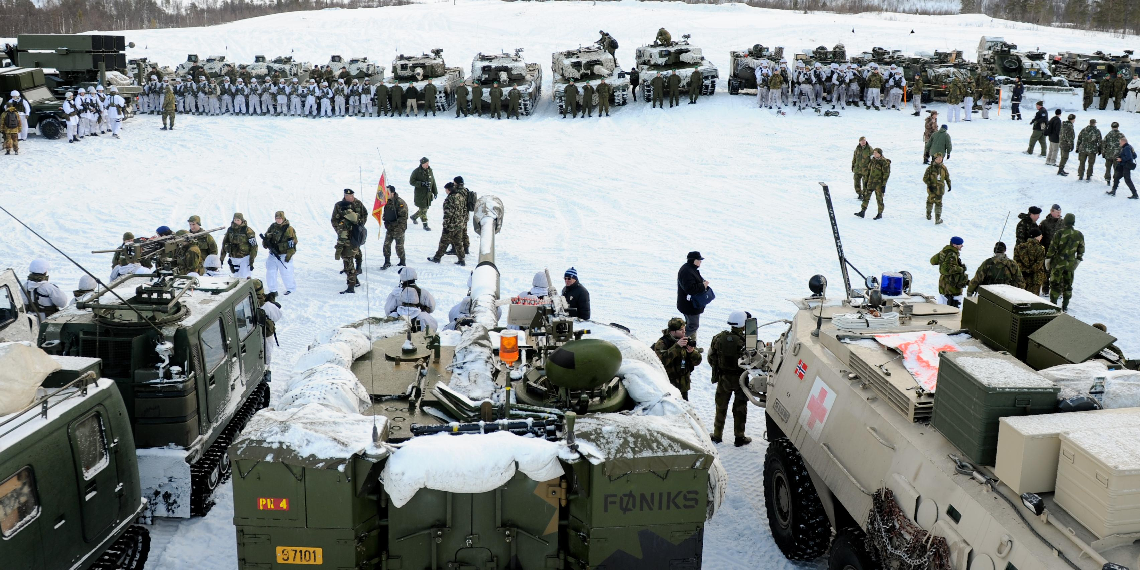 Эпидемия коронавируса привела к отмене учений НАТО Cold Response