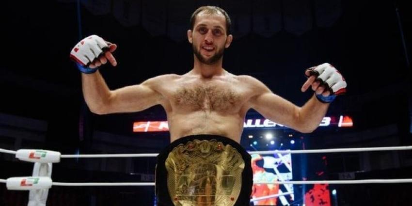 Украинский боец UFC дисквалифицирован USADA после проваленного допинг-теста