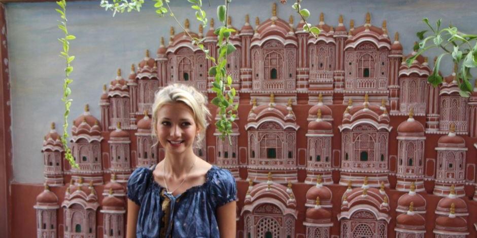 Из Крыма выдворили британскую журналистку