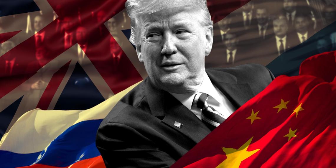 Ялта-2: почему Трамп согласился обсудить новое мироустройство с Путиным