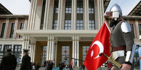Президент Турции построил дворец с 1000 комнат из-за тараканов в старом офисе
