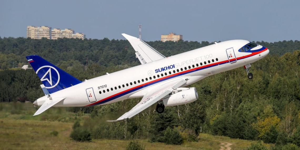 Кремль признал проблему постпродажного обслуживания российских самолетов