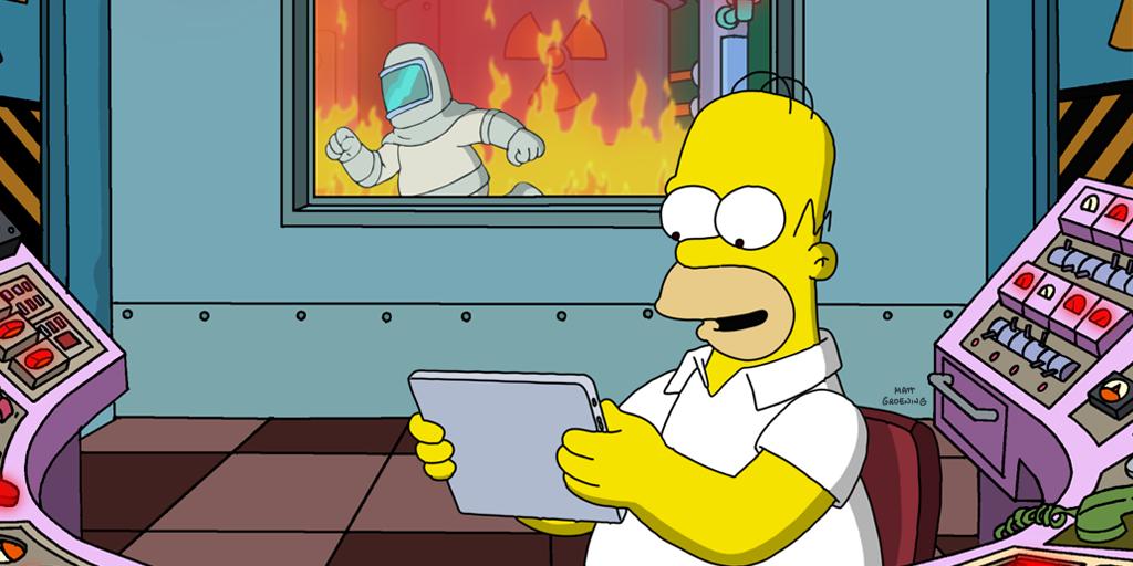 """Новый сезон """"Симпсонов"""" может стать последним"""