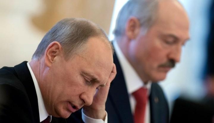 """Путин назвал реформы украинской экономики """"издевательством"""""""