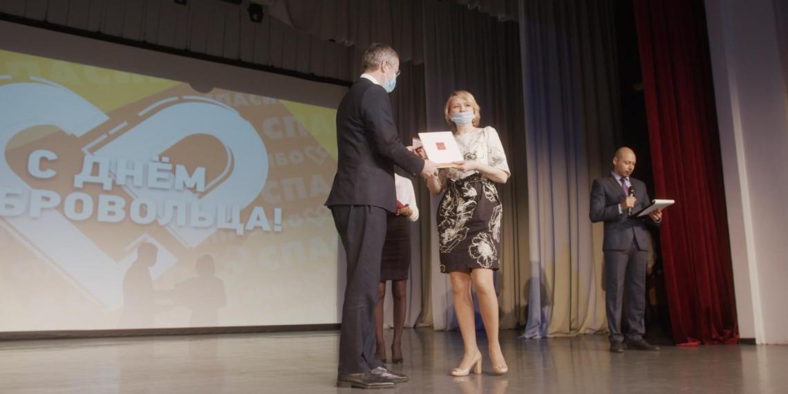 73 добровольца Камчатского края наградили президентскими памятными медалями