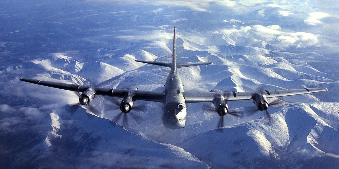 В России задумались о размещении стратегической авиации в Арктике