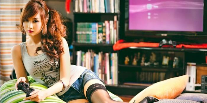 Ученые: жестокие видеоигры делают женщин привлекательнее