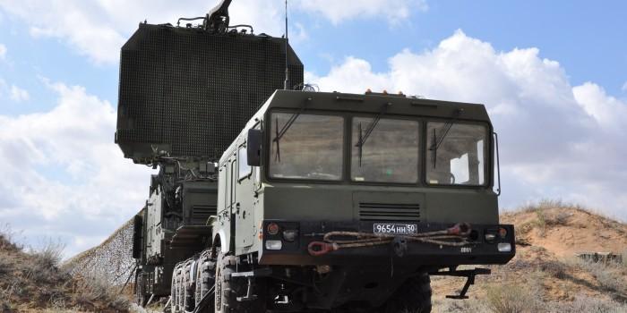 В Ленинградской области разместят два комплекса С-400