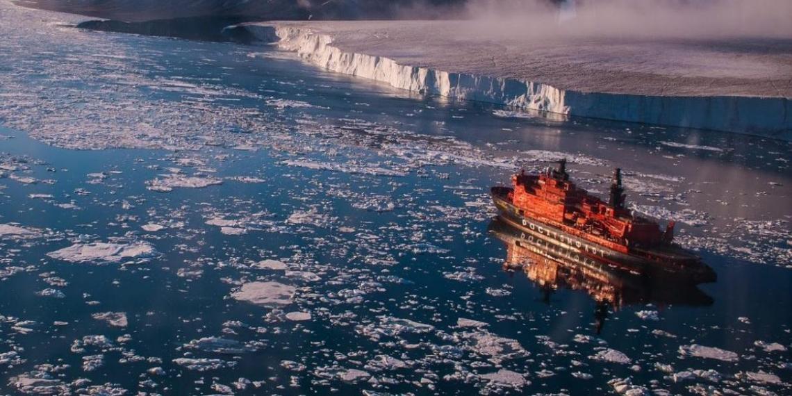 Индия посодействует России в развитии Северного морского пути