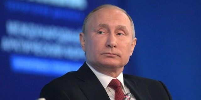 Путин пообещал адекватно ответить на действия НАТО