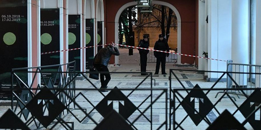 Пропавшую из Третьяковки в день кражи картины Куинджи шубу так и не нашли