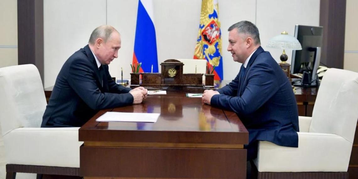 Экологическая безопасность, экономическое развитие, Год Байкала: тезисы Кобзева по итогам встречи с Путиным