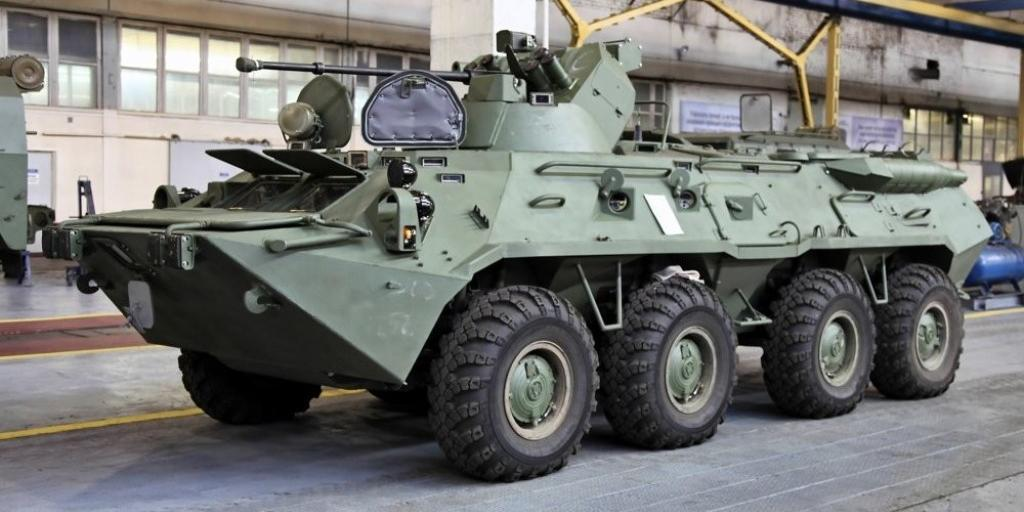 Россия предлагает Индии совместно производить БТР, БМП и самоходные пушки