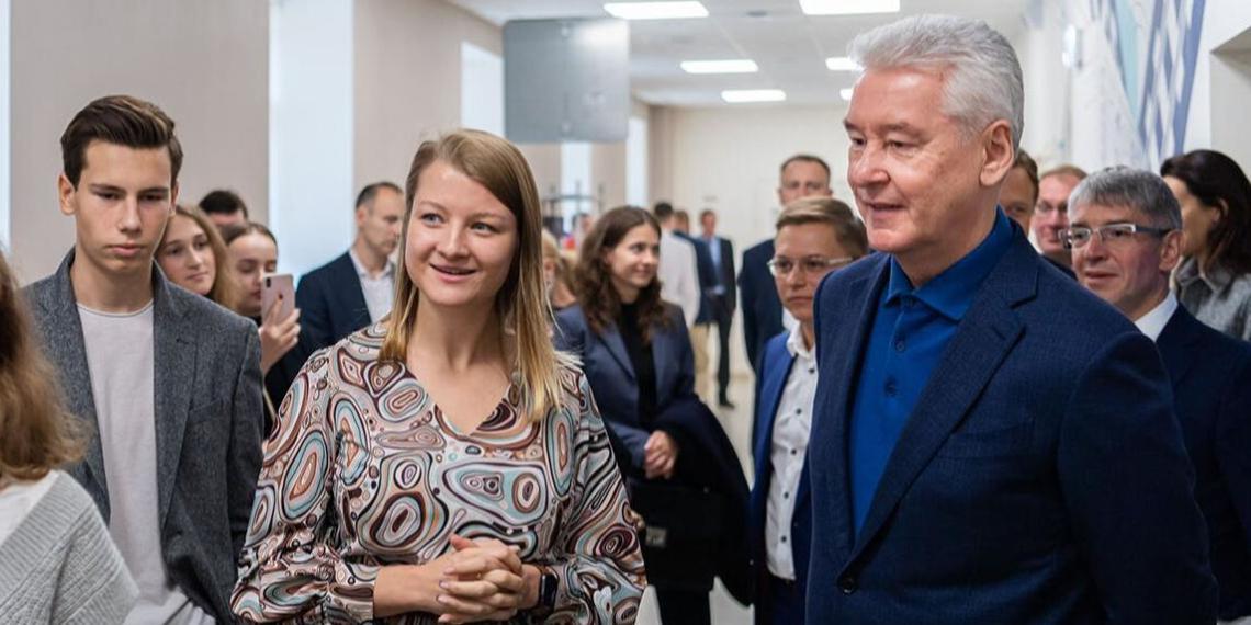 """Собянин открыл технопарк для детей """"Московский транспорт"""""""