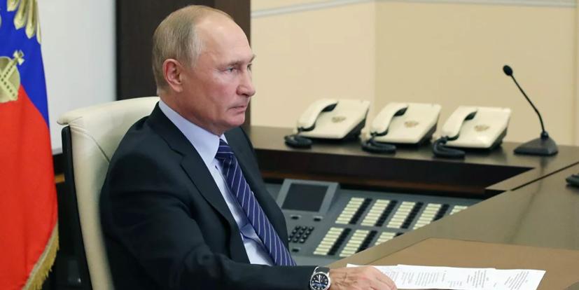 Путин предупредил о возможных последствиях скачка цен на энергоносители