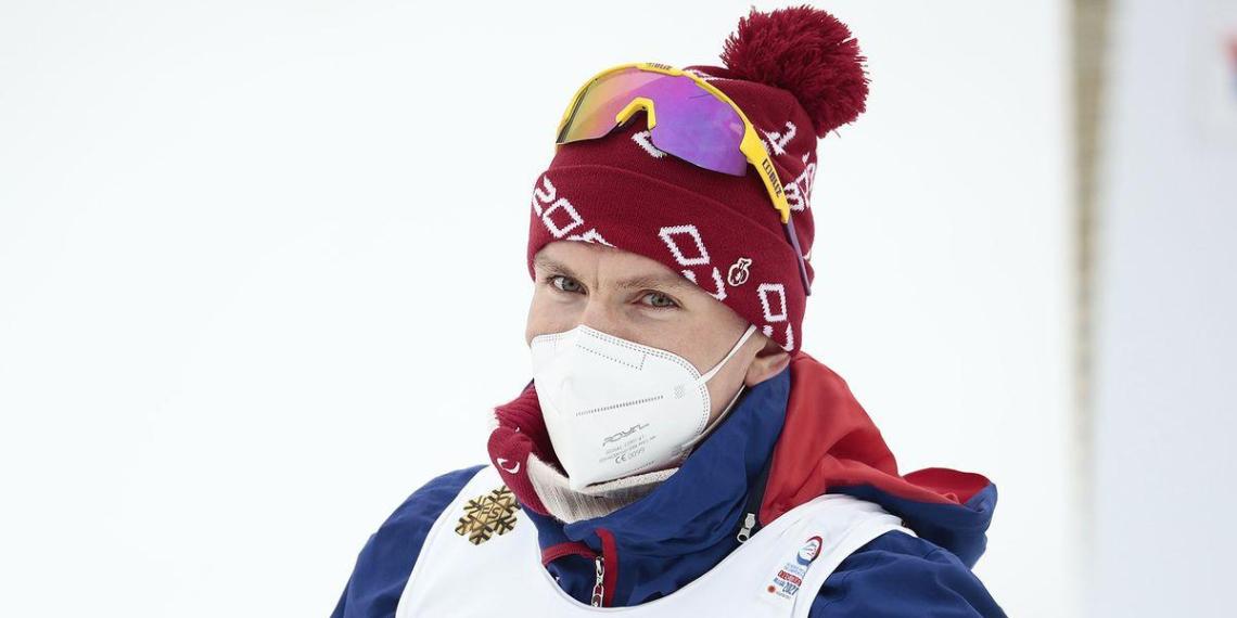 Большунов обвинил FIS в предвзятости после инцидента с финским лыжником