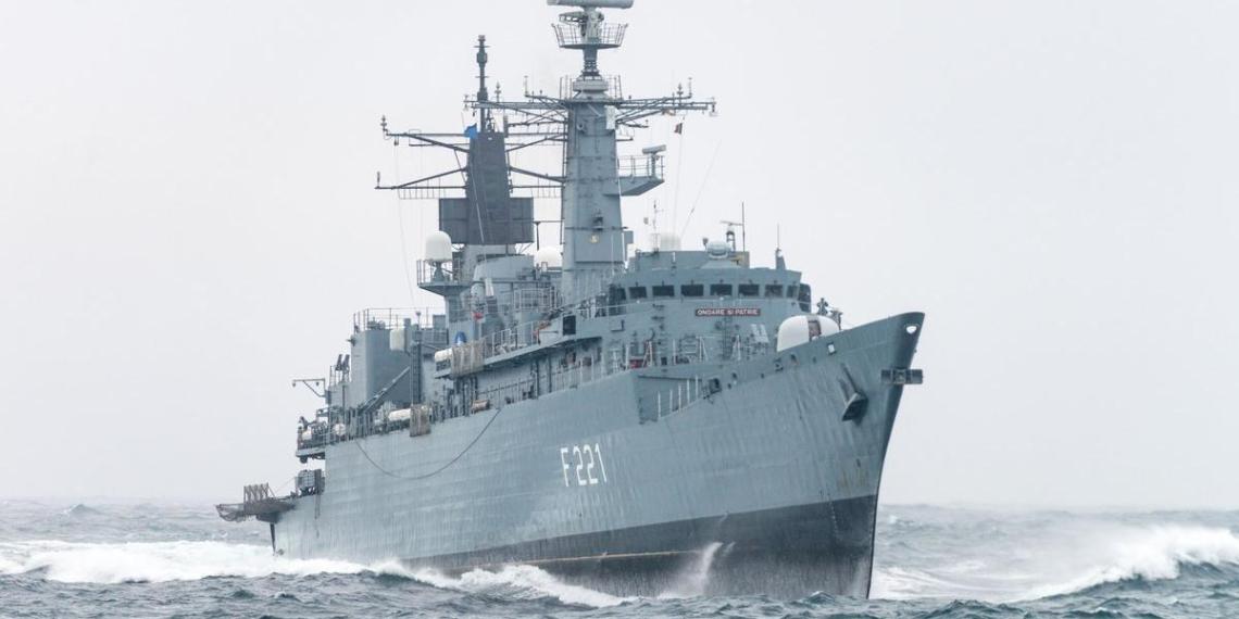 Корабли НАТО оказались не способны вести разведку у берегов Крыма
