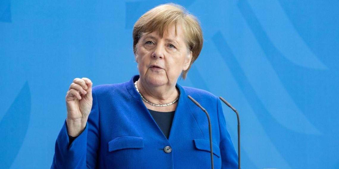 Меркель заявила о третьей волне пандемии коронавируса в Германии