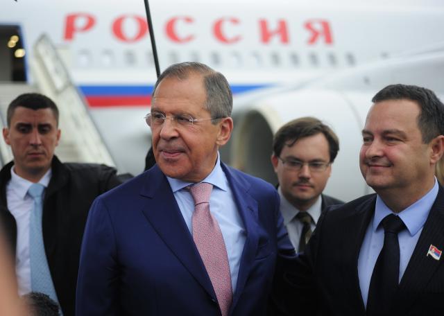 Россия учтет интересы Сербии при строительстве газопровода в Европу