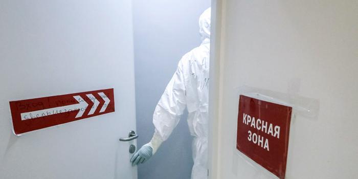 В России за сутки выявлено 9 434 новых случая коронавируса