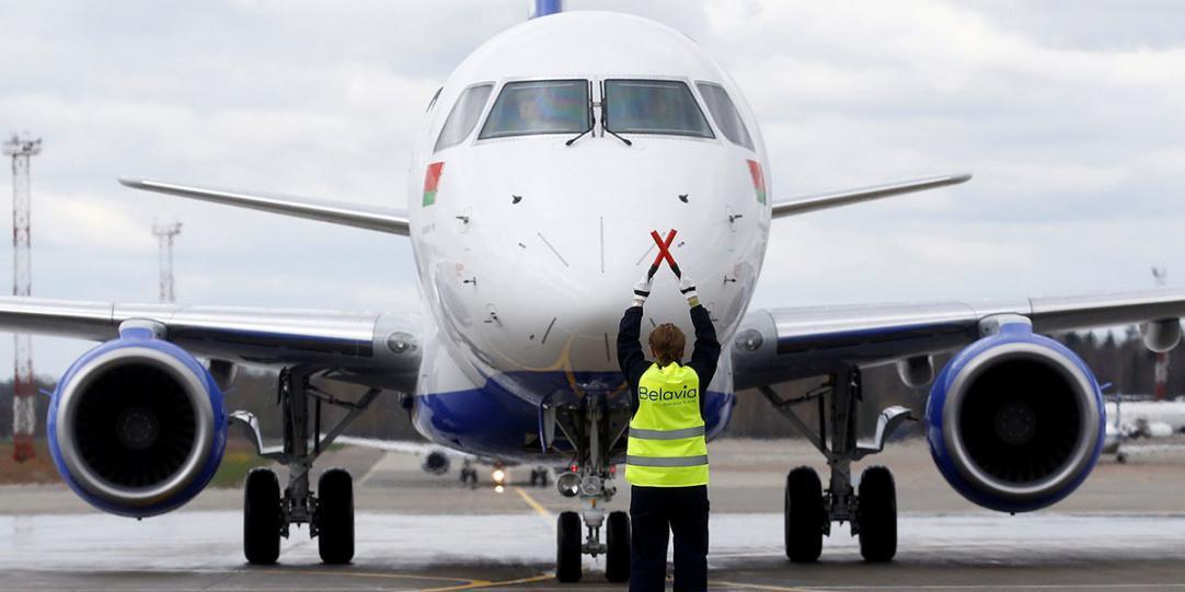 Евросоюз запретит белорусским авиакомпаниям полеты в своем небе