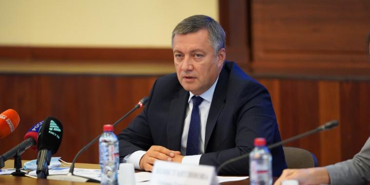 Кобзев и Решетников обсудили проблемы бизнеса с предпринимателями Иркутской области