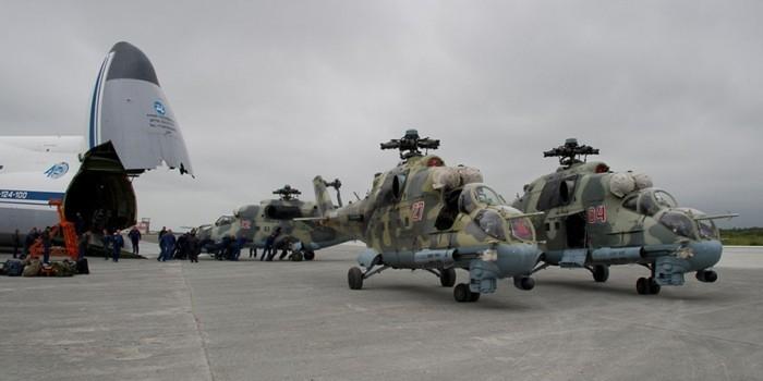 ВВС и ПВО на юге России приведены в полную боеготовность