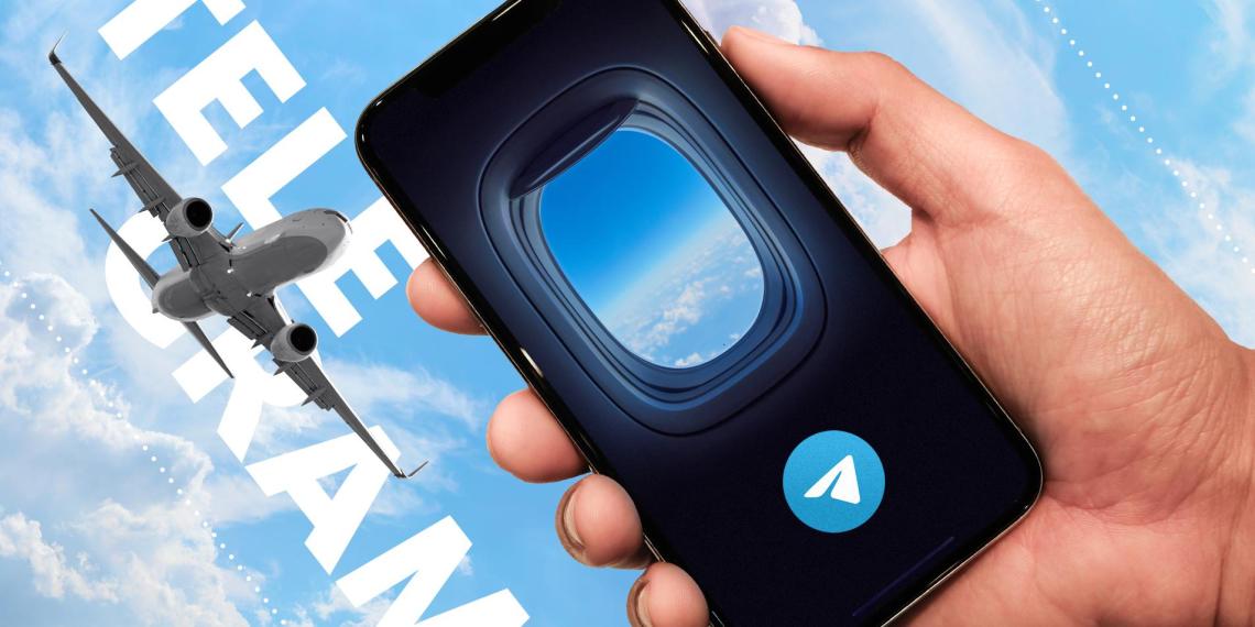 ТОП телеграм-каналов об авиации и авиаперевозках