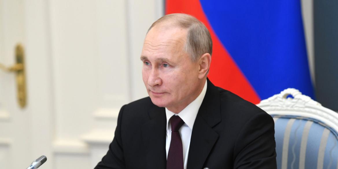 Путин рассказал, как взвешенная политика способствовала поддержке людей и экономики