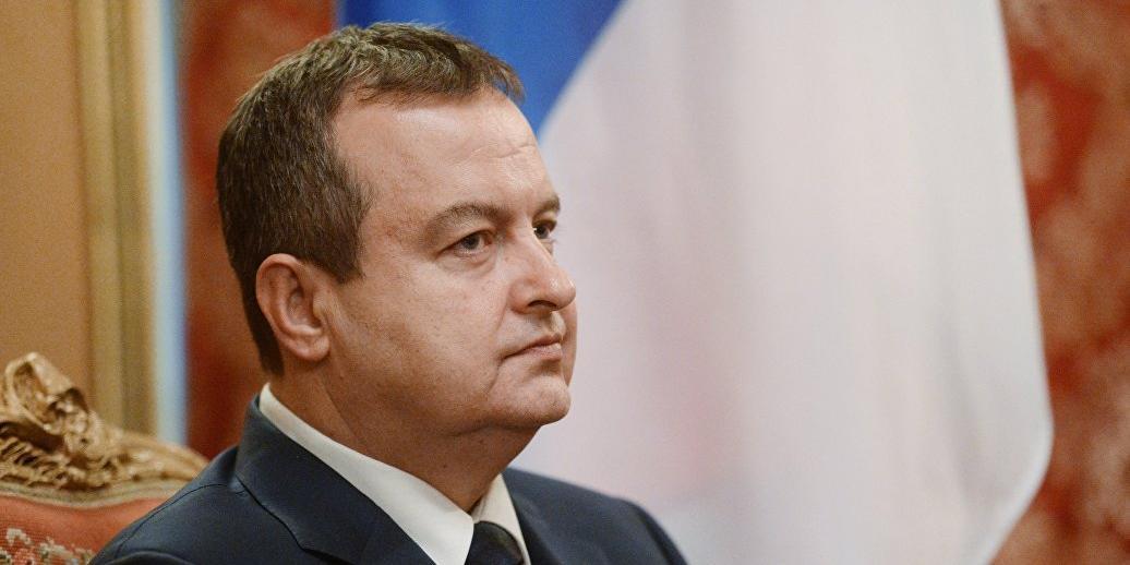 Глава МИД Сербии рассказал о требовании Британии выслать российского дипломата