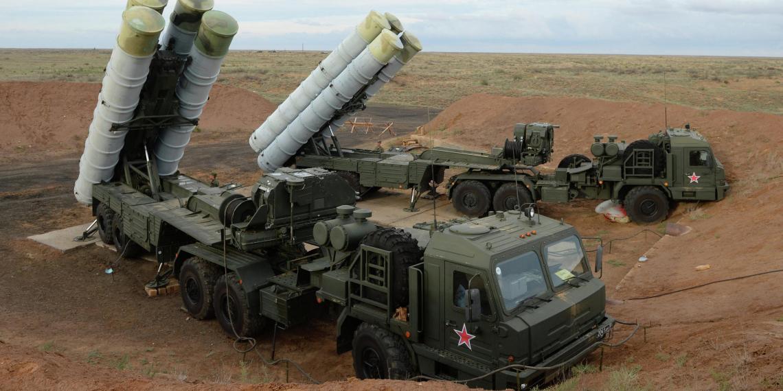 В Совфеде объяснили, почему США намерены выкупить С-400 у Турции